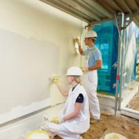 Mehr als nur Farbe: Fassade gut, Haus gesund