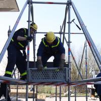 Der Gerüstbau Zulassungsbescheid sorgt für hohe Sicherheitsstandards auf Baustellen
