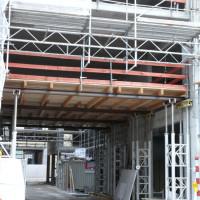 Gitterträger: systemfreie Bauteile zur Überbrückung von großen Spannweiten