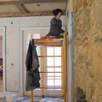 Das Minigerüst – sicher und flexibel auch bei Heimwerksarbeiten