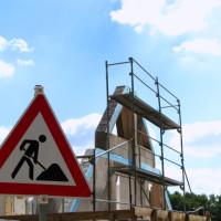 Mit einer durchdachten Baustelleneinrichtung die eigenen Bauprojekte voranbringen