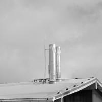 Edelstahlschornstein als praktische Alternative zum Steinbau