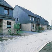 Fassadenverkleidung schmückt und schützt das Haus