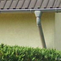 Was tun, wenn die Dachrinne tropft?