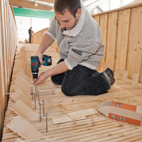 Handwerker im Holzbau: Der Zimmermann