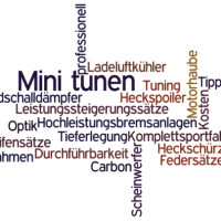 Vom Kleinwagen zum Rennflitzer – Die Möglichkeiten des Mini-Tunings