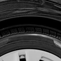 Keine falschen Reifen aufziehen! Reifengröße beachten!