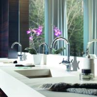 Mit dem richtigen Waschbecken Bad und Wohnung aufwerten