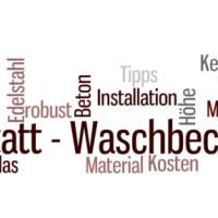 Mit einem Werkstatt-Waschbecken für saubere Arbeitsverhältnisse sorgen!