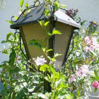 Außenbeleuchtung für Garten, Balkon und Hof