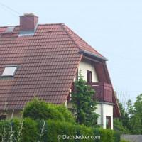 Ein Krüppelwalmdach als Alternative zum Satteldach