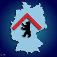 Warum das Berliner Dach nicht nur in Berlins Innenstadt häufig zu sehen ist