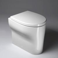 Moderne Stand-WCs bieten mehr