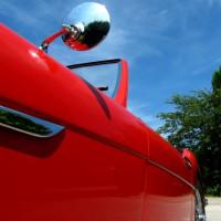 Das Cabrio muss im Winter nicht zwingend in die Garage!
