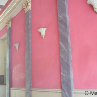 Diese Restaurierungsarbeiten kann ein spezialisierter Malereibetrieb ausführen!