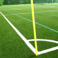 Ein Rasenplatz bietet Sportlern optimale Trainingsbedingungen
