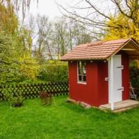 Gartenhäuser aus Kunststoff: das müssen Sie wissen