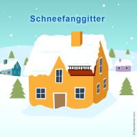 Schnee und Eis auf dem Dach – wann ist ein Schutz nötig?