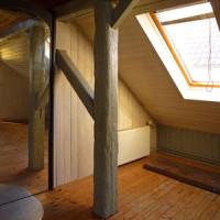 Die richtige Dämmung der Dachluke