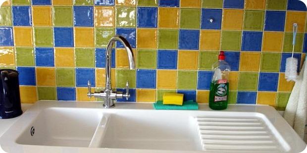 Verschiedene Küchenspiegel Beispiele und ihre Eigenschaften