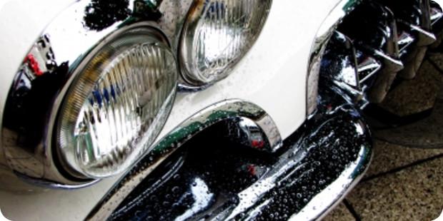 Mit der regelmäßigen Fahrzeugaufbereitung kommen Sie sicher und sauber ans Ziel