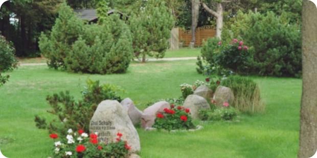 Grabgestaltung mit Steinen – Modern & pflegeleicht Akzente setzen