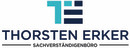 Sachverständigenbüro Thorsten Erker 60437 Frankfurt am Main Logo