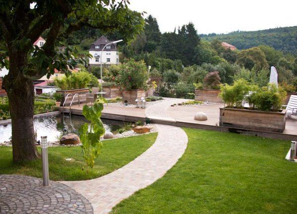 Landschaftsgestaltung  Garten- & Landschaftsgestaltung Hain GmbH