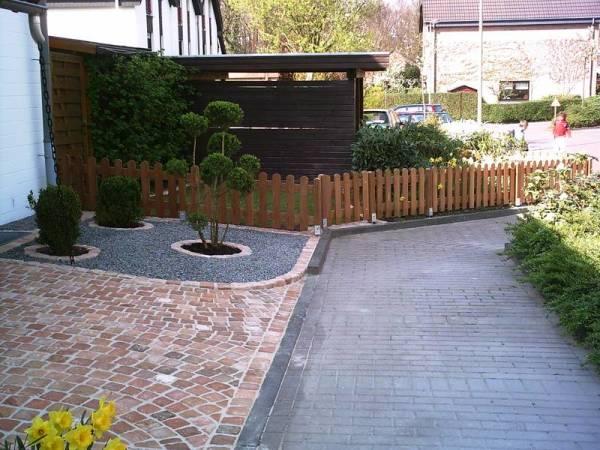 Good ... Bernd Wießner Garten Und Landschaftsbau 42327 Wuppertal Zaunbau Idea