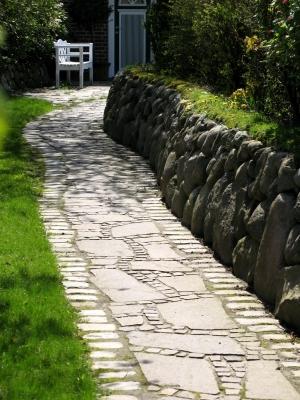 Gartenweg Keramik : Terrasse Polygonalplatten Quarzit Rio Yellow Aus Brasilien 15 25cm ...