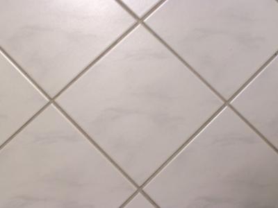 Fliesenverlegung Diagonale Bodenfliesen Verleihen Dem Raum Dynamik