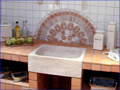 Naturstein mosaik fliesen wie im alten rom - Naturstein mosaik fliesen ...