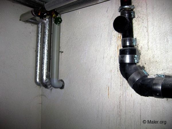 ursachen und auswirkungen mit wasserschaden im eigenheim. Black Bedroom Furniture Sets. Home Design Ideas