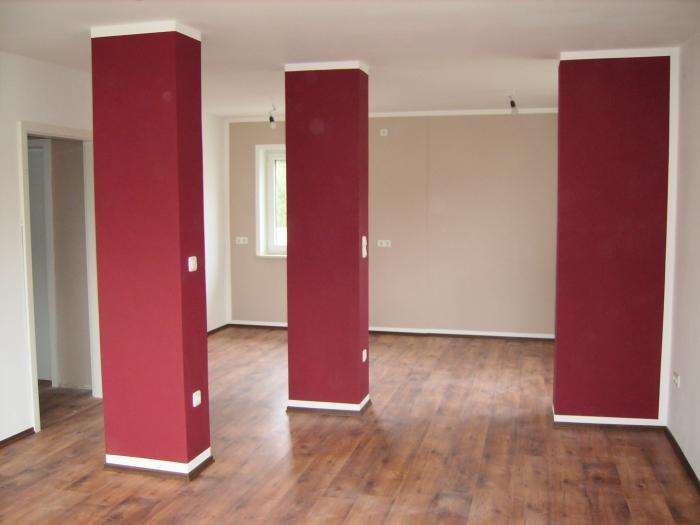 wanddesign vom malerprofi. Black Bedroom Furniture Sets. Home Design Ideas