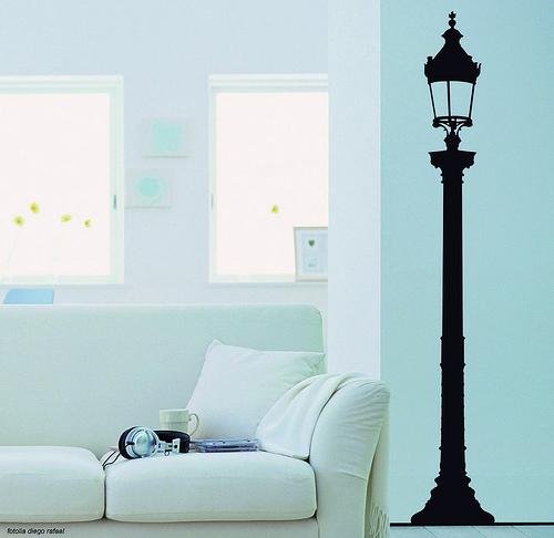 wie ein malermeister mit wandschablonen jeden raum beleben. Black Bedroom Furniture Sets. Home Design Ideas