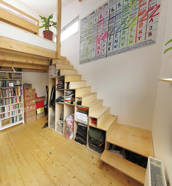 Holztreppen für mehr Wohnkomfort