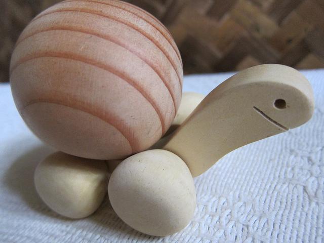Holzspielzeug liegt voll im Trend und das aus gutem Grund