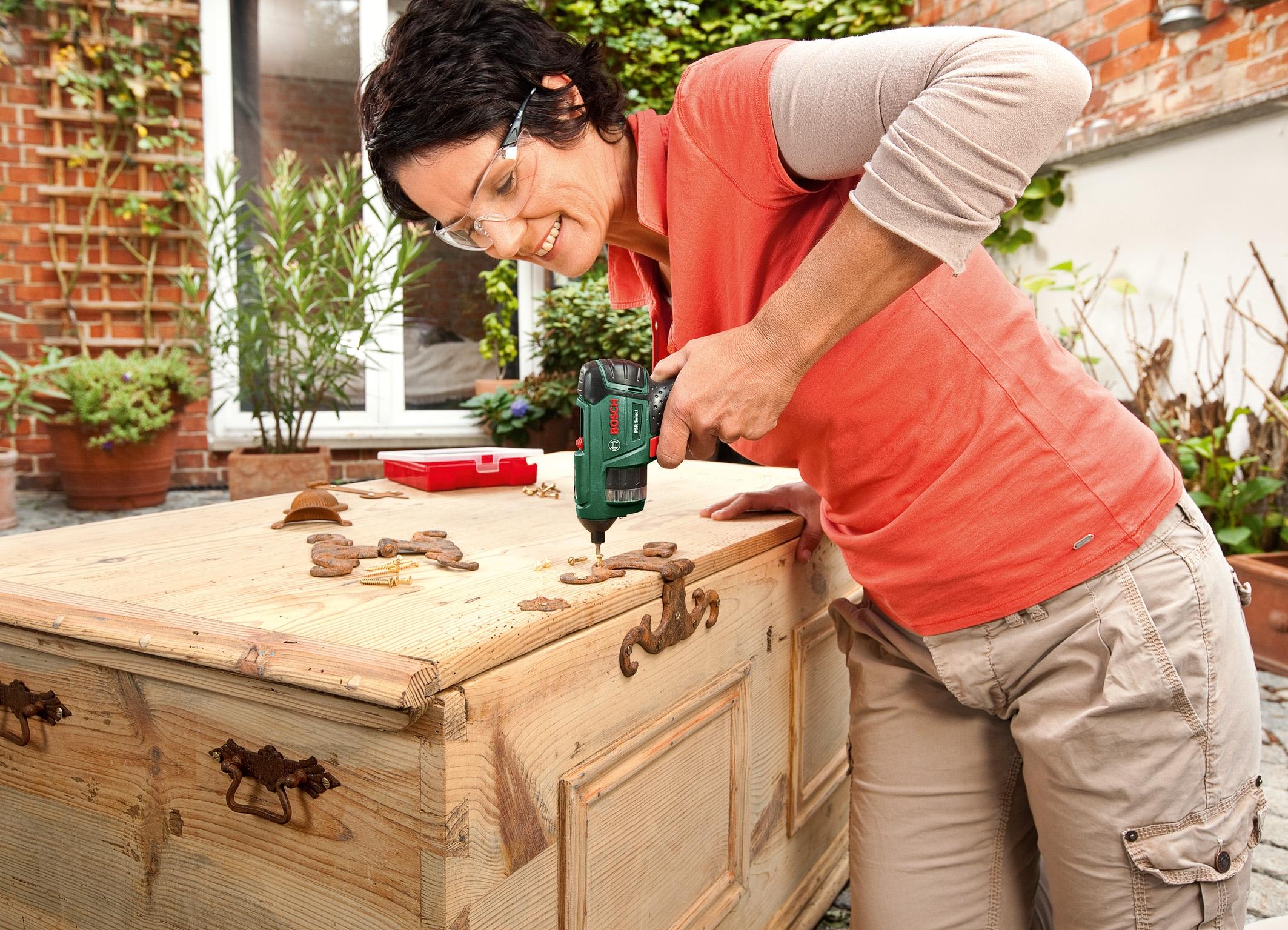 auflagenbox bauen drau en keinen platz mehr verschwenden. Black Bedroom Furniture Sets. Home Design Ideas