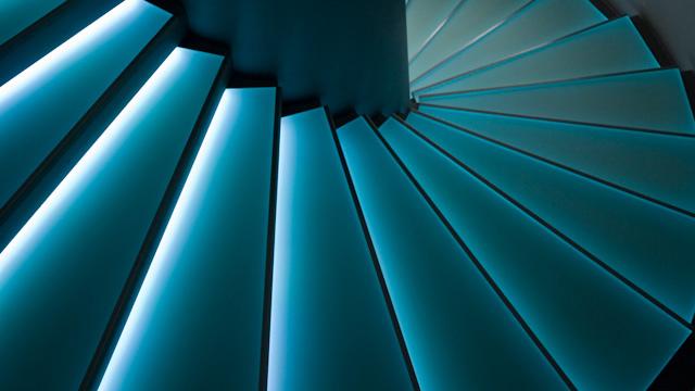 die treppenbeleuchtung f r ein sicheres bewegen im dunkeln. Black Bedroom Furniture Sets. Home Design Ideas