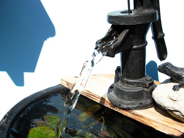 Die Brunnenpumpe für Preise, die sich auszahlen