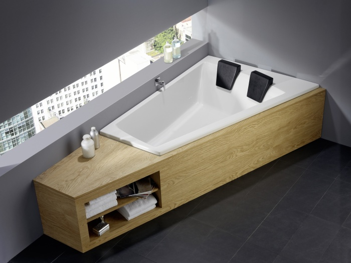 zweifaches badevergn gen in der doppelbadewanne vorteile modelle kosten. Black Bedroom Furniture Sets. Home Design Ideas