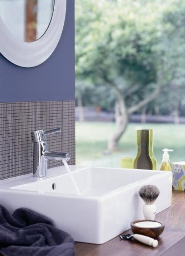 waschbecken eckig ein modernes und zugleich klassisches design objekt. Black Bedroom Furniture Sets. Home Design Ideas