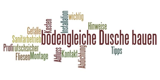 Bodengleiche Dusche Rinnenablauf : Bodengleiche Duschen Duschtrennw?nde Wedi Heinze De Pictures to pin