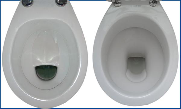 Extremely So finden Sie die passende Toilettenschüssel für Ihr Bad! CP67
