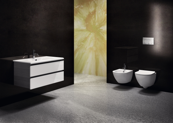 moderne wand wc sets bestandteile kosten montage. Black Bedroom Furniture Sets. Home Design Ideas