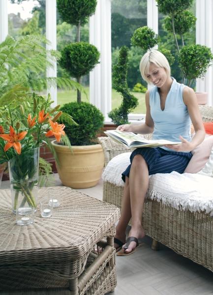 Glaserei.org | Terrassenüberdachung Aus Glas: Vergrößern Sie Ihren ... Pflanzen Fur Frische Luft Nutzen