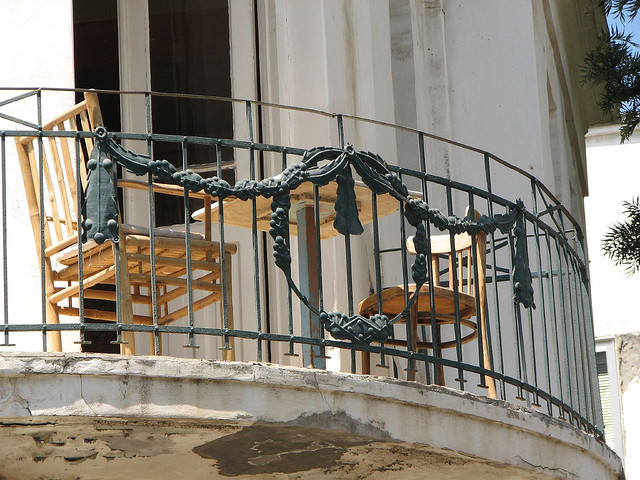 Sichtschutz Balkon Der Neugier Der