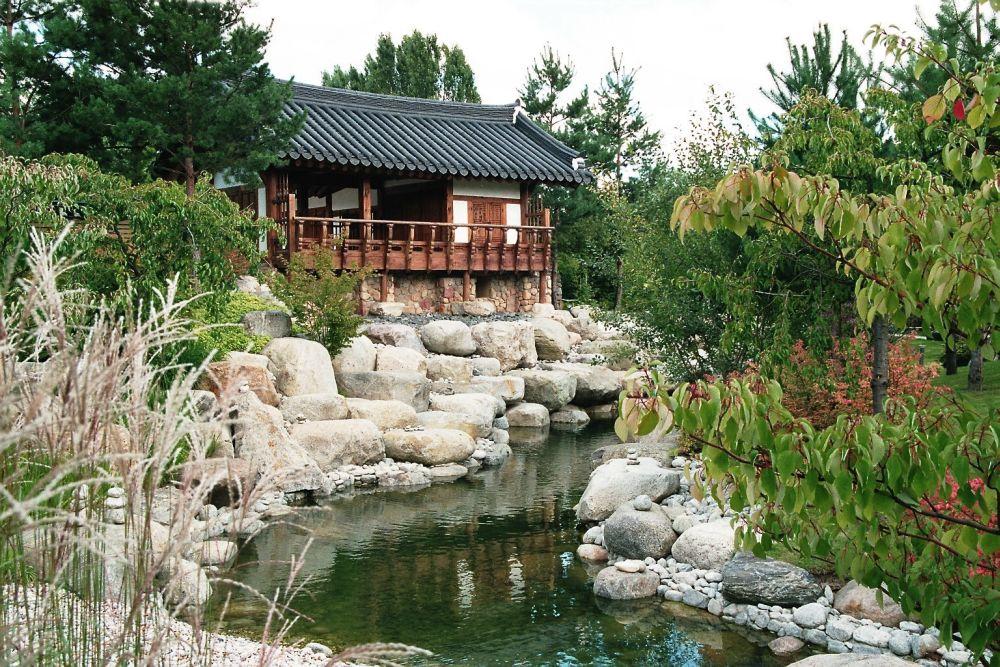 Schon Asiatischer Garten