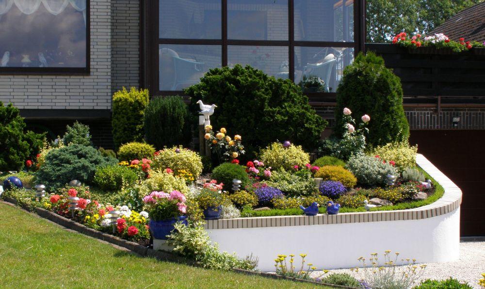 So sollten sie bei der planung ihres vorgartens vorgehen - Kleinen vorgarten gestalten ...