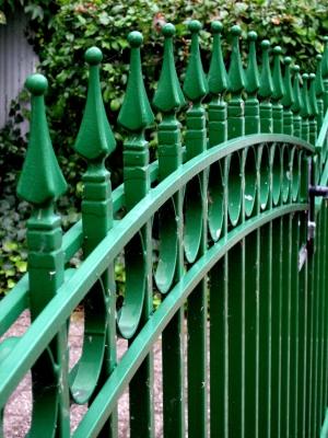 Gartentor Metall